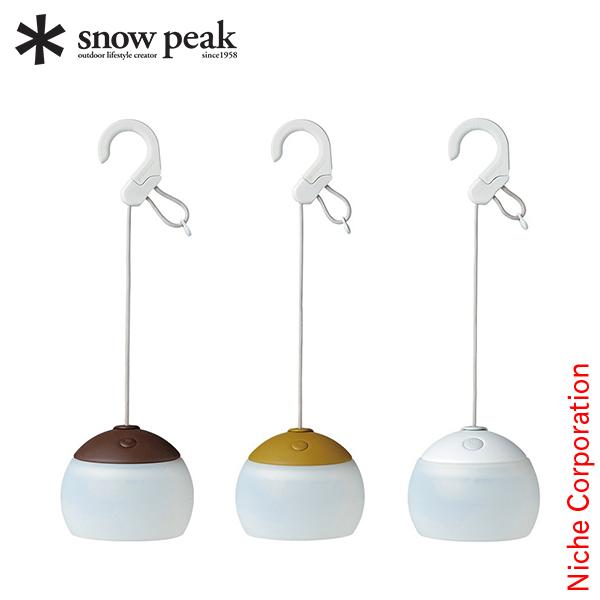 SNOWPEAK スノーピーク ほおずき ES-070 shop in shop SNOW PEAK  キャンプ用品