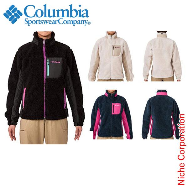 コロンビア ウィメンズアーチャーリッジジャケット 女性用[PL3978]Women's Archer Ridge Jacket[防風 防汚 防寒 中綿 フリース ウィメンズ レディースcolumbia][dis-out] 秋冬