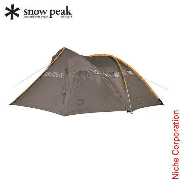 スノーピーク カマエルドーム2 SSD-360 【 SAオートキャンプ テント タープ 】 オートキャンプ 用品 SNOW PEAK [P5] キャンプテント タープ テント キャンプ用テント キャンプ2 アウトドアギア あす楽 nocu キャンプ用品