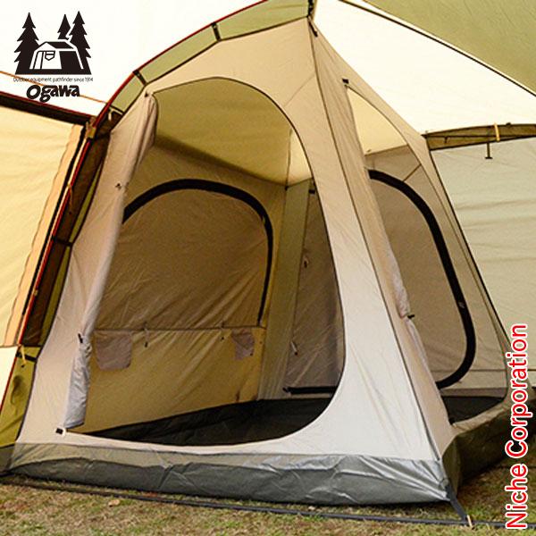 ogawaキャンパル ( オガワ テント ) ティエラ5EX オガワ ハーフインナー 3516 テント ( キャンプ用品, コンパネ屋:7df786b5 --- officewill.xsrv.jp
