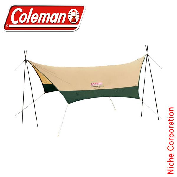 コールマン XPヘキサタープ/S 2000028619 [P10] あす楽 キャンプ用品 1809SSテント