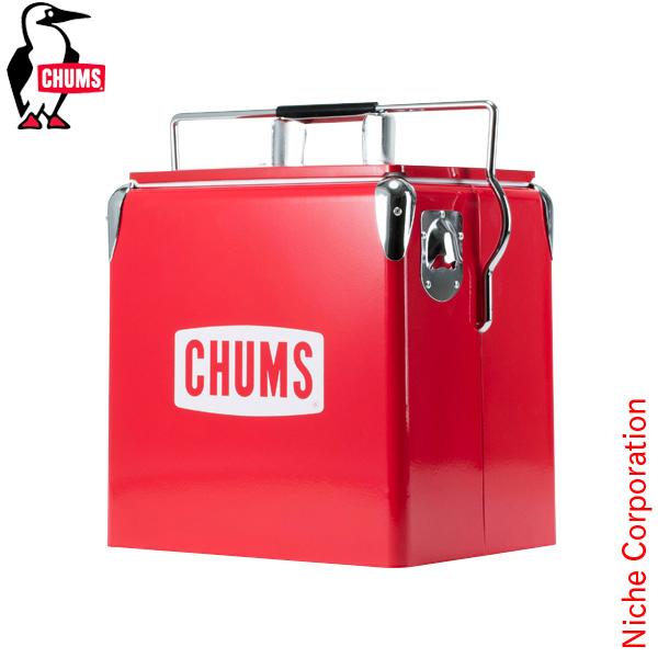 チャムス チャムススチールクーラーボックス CH62-1128-0000-00