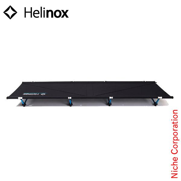 ヘリノックス コットマックス コンバーチブル 1822175-BK ブラック キャンプ用品 冬キャンプ