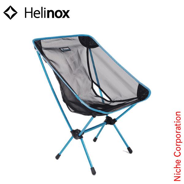 ヘリノックス チェアワン メッシュ 1822238-BK キャンプ用品