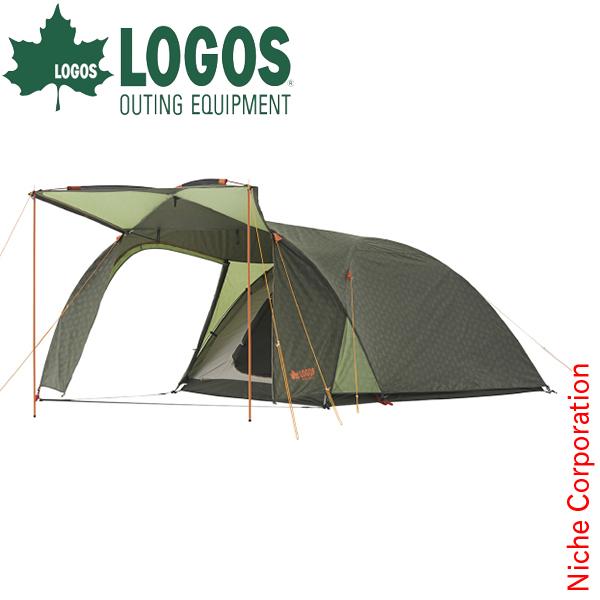 ロゴス neos PANELシビックドーム L-AH 71805030 テント キャンプ用品[P10] 冬キャンプ