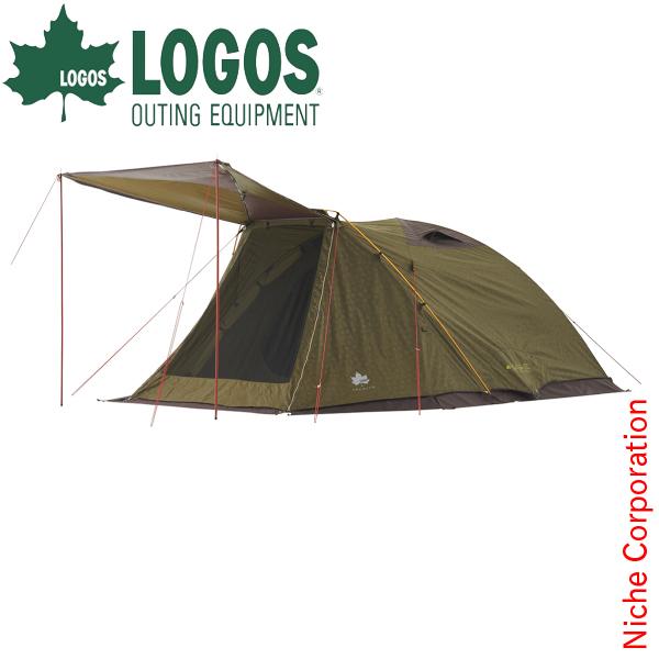 ロゴス プレミアム PANELエアーズロックドーム XL-AH テント 71805524 キャンプ用品[P5]
