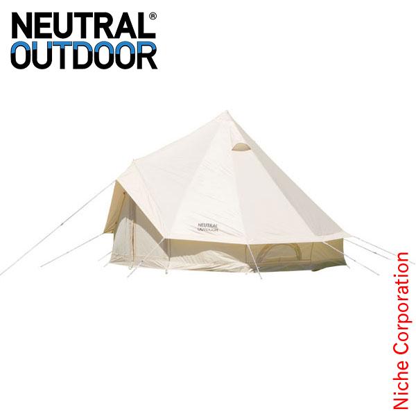 ニュートラルアウトドア GE テント 3m 23457 ファミリーキャンプ用品 [P10] ワンポールテント