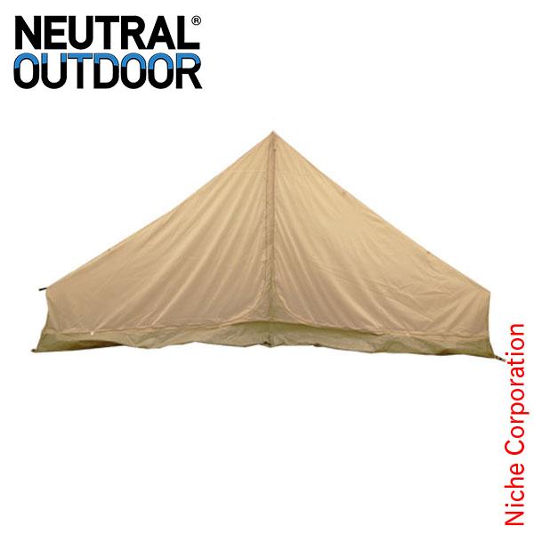 ニュートラルアウトドア GE テント 3m インナーテント 31413 テント用品 キャンプ用品 [P10]