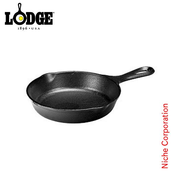 LODGE ロッジ 正規販売店 鉄鍋 鉄なべ ロジック 正規激安 スキレット6 (訳ありセール 格安) SKILLET LOGIC L3SK3 1 PANS キャンプ用品 2インチ