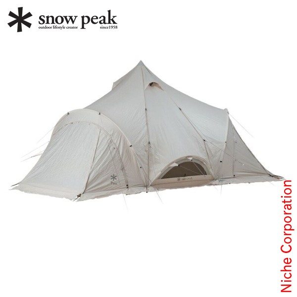 スノーピーク スピアヘッド Pro.M TP-455 キャンプ用品[P5]