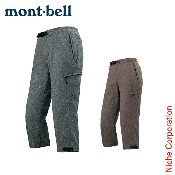 モンベル mont-bell ウール トレッキングニッカ Women's #1105513 [nocu] 秋冬