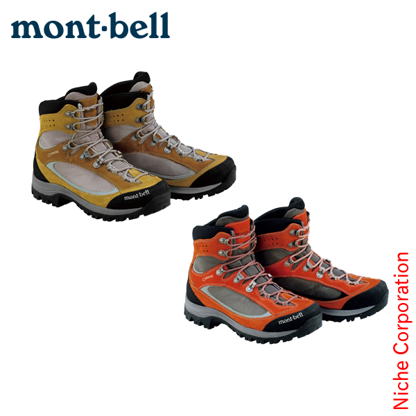 モンベル ツオロミーブーツ Women's #1129320 [ Mont-bell モンベル スニーカー 登山 ブーツ 女性用][あす楽][nocu]