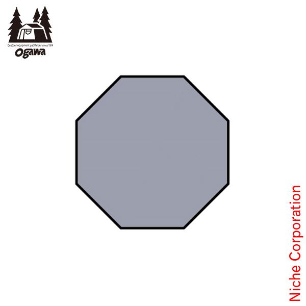 ogawaキャンパル ( オガワ ) PVCマルチシート ピルツ15用 1415 キャンプ用品 テント