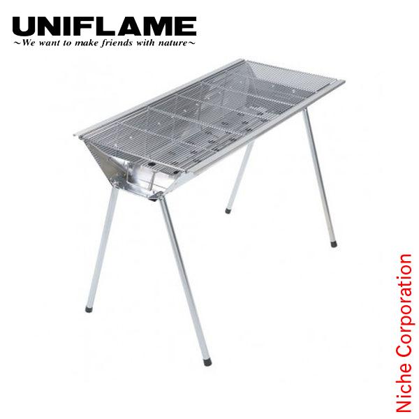 ユニフレーム UFタフグリル SUS-900 665411 [P5] あす楽 キャンプ用品