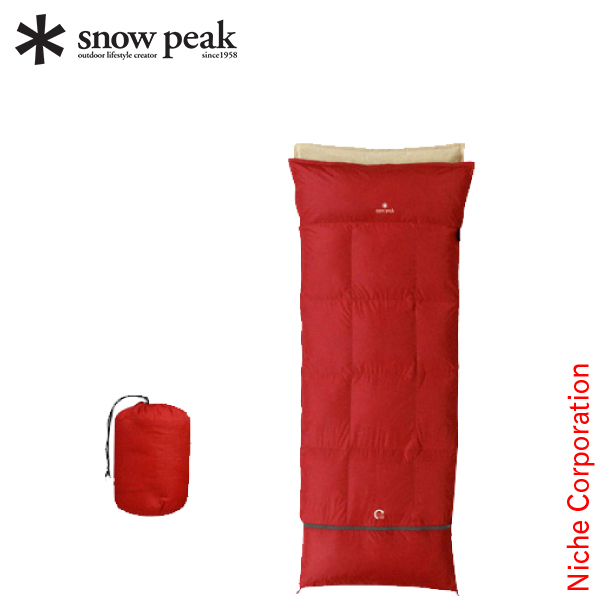 Snow Peak snowpeak separate off ton 1200 [BDD-102] [disaster prevention, earthquake, emergency, emergency SA| Snow Peak ShopinShop | camping auto camp article | sleeping bag Schlafsack mountain climbing connection article] [P5]