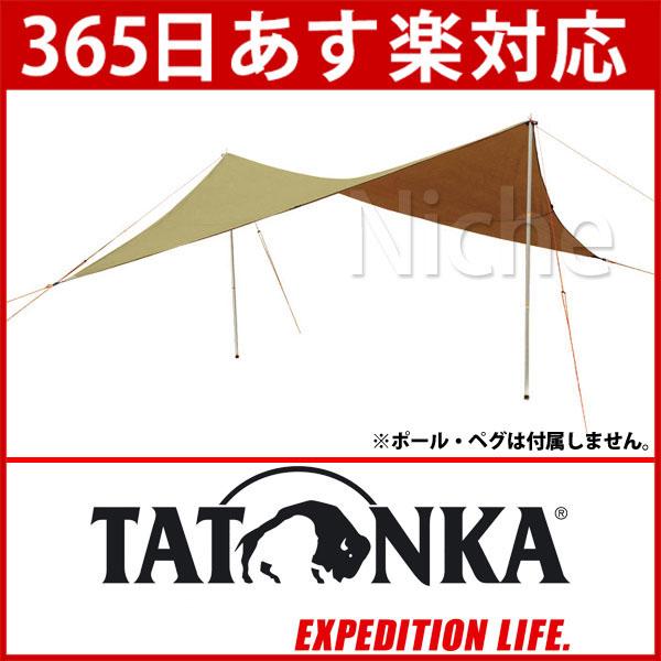 タトンカ タープ TATONKA Tarp 3 TC ヘキサ (コクーン) [ AT8003 (020) ][あす楽]