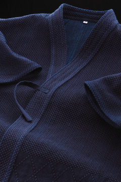 剣道着 武州一 極上二重「勝気」 #220 (4.5~5号) 【刺繍無料(3文字まで)】