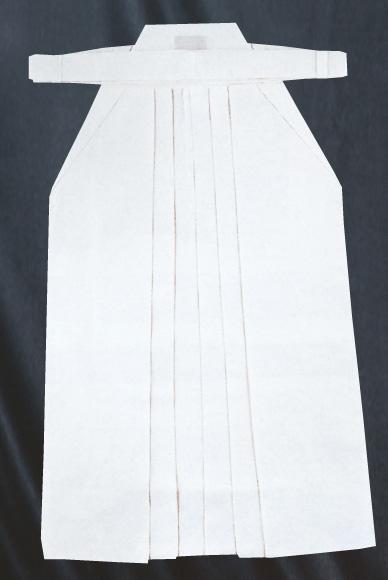 剣道袴 79A 晒厚地綿袴 (26~28号) 【刺繍無料(苗字のみ)】