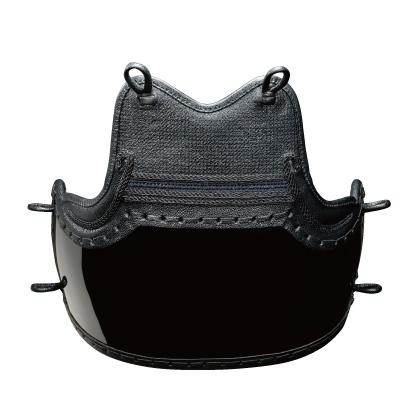 剣道胴 少年用 黒樹脂胴 特選ミシン刺