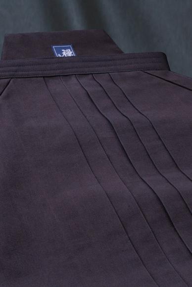 剣道袴 禅 袴8800番 義峰作 湯通し済(29号)【刺繍無料(苗字のみ)】