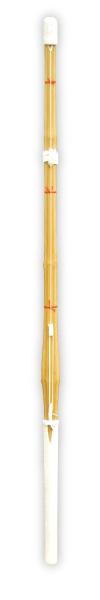【3本セット】並製竹刀完成品(先中〆吟仕立)SSPシール付(サイズ39)