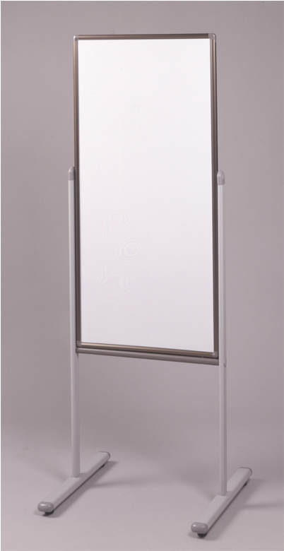 【送料無料】案内板・ホワイトボードタイプCS-214/板面サイズ:430×900mm