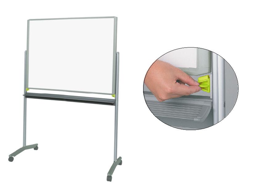 【送料無料】ホワイトボード(脚付)グレスボード/GR-112板面サイズ:1241×920mm