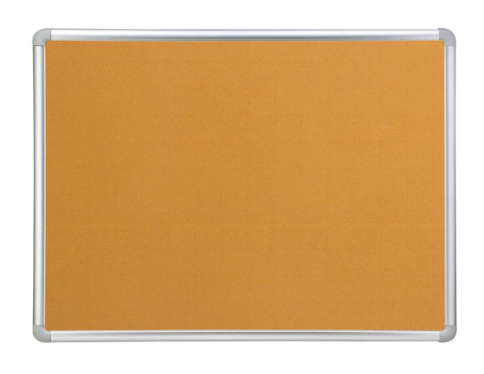 【送料無料】ピン不要(粘着式)ピタックス掲示板・コルク調PT-14/板面サイズ:600×450mm