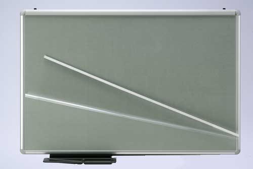 【送料無料】ピン不要(粘着式)ピタックス掲示板(フィルム付)・ライムグリーンPT-23L/板面サイズ:900×600mm
