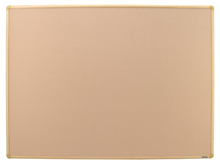 【送料無料】マジックテープ使用可・木目調枠掲示板WT-302/板面サイズ:1200×900mm
