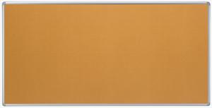 【送料無料】ピン不要(粘着式)ピタックス掲示板・コルク調PT-11/板面サイズ:1800×900mm