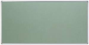 【送料無料】ピン不要(粘着式)ピタックス掲示板・ライムグリーンPT-11L/板面サイズ:1800×900mm