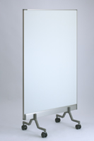【送料無料】ホワイトボード(脚付)アルティナ(ホワイトボード/映写ボード)/RP-502S板面サイズ:880×1400mm (受注生産品)