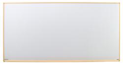 【送料無料】木目調枠・壁掛タイプWH-11A/板面サイズ:1800×909mm