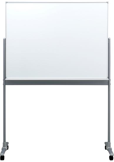 【送料無料】ホワイトボード(脚付)片面タイプ/AT-12M/板面サイズ:1200×900mm