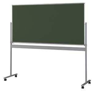 【送料無料】黒板(チョークボード)片面脚付ボード/HM-01T板面サイズ:1800×909mm