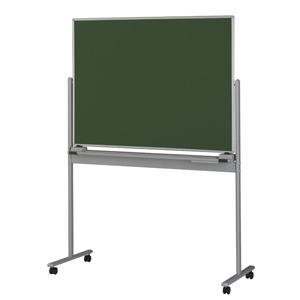 【送料無料】黒板(チョークボード)両面脚付ボード/RM-02T板面サイズ:1200×909mm
