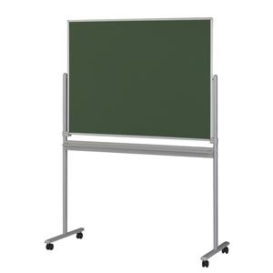 【送料無料】黒板(チョークボード)両面脚付ボード/SR-02T板面サイズ:1200×909mm