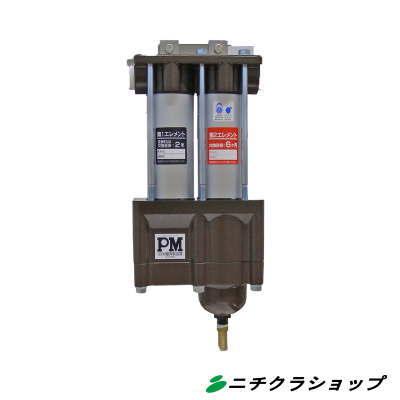正規販売店 水滴 油滴を99%除去 オートドレン内蔵 前田シェル レマンドライフィルター 別倉庫からの配送 M-110A-5