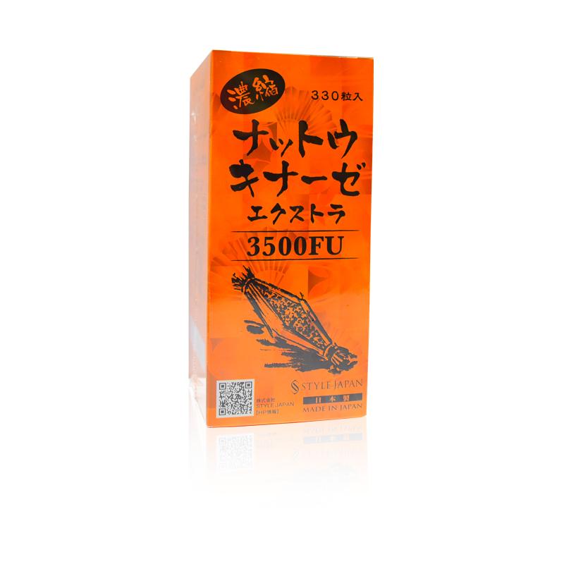 第一薬品 STYLEJAPAN スタイルジャパン 濃縮ナットウキナーゼエクストラ 330粒