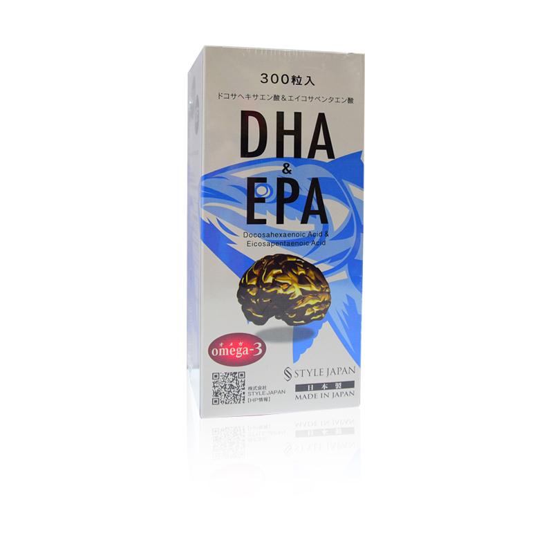 第一薬品 STYLEJAPAN スタイルジャパン ドコサヘキサエン酸 DHA 300粒