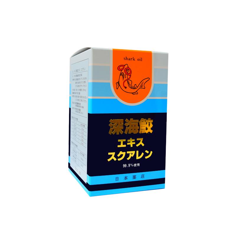 薬王製薬 深海鮫エキス スクアレン 360粒