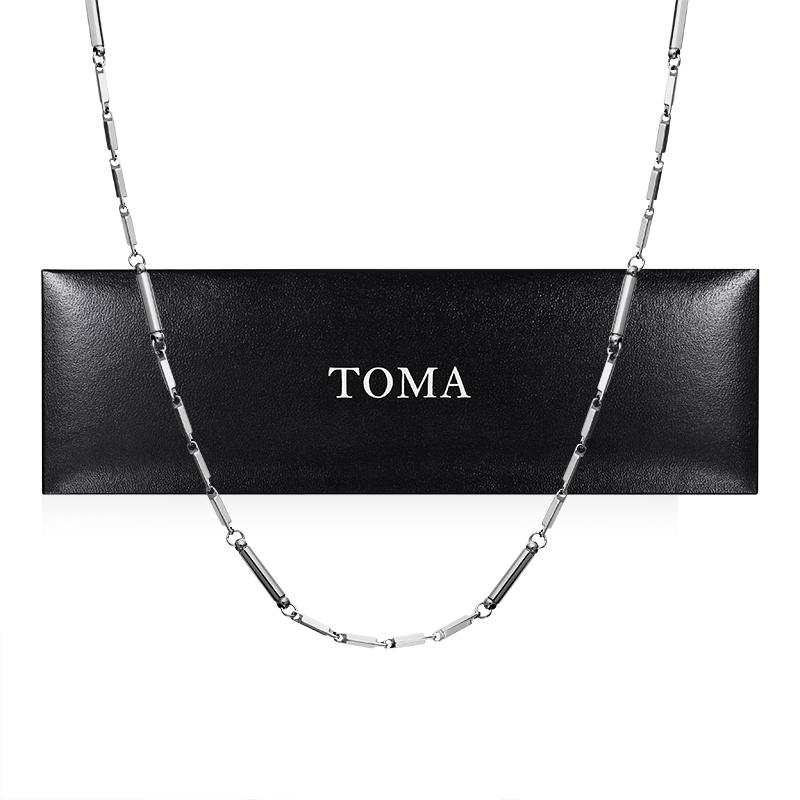 TOMA 5F 女性 磁気ネックレス ゲルマニウム 保証書付き