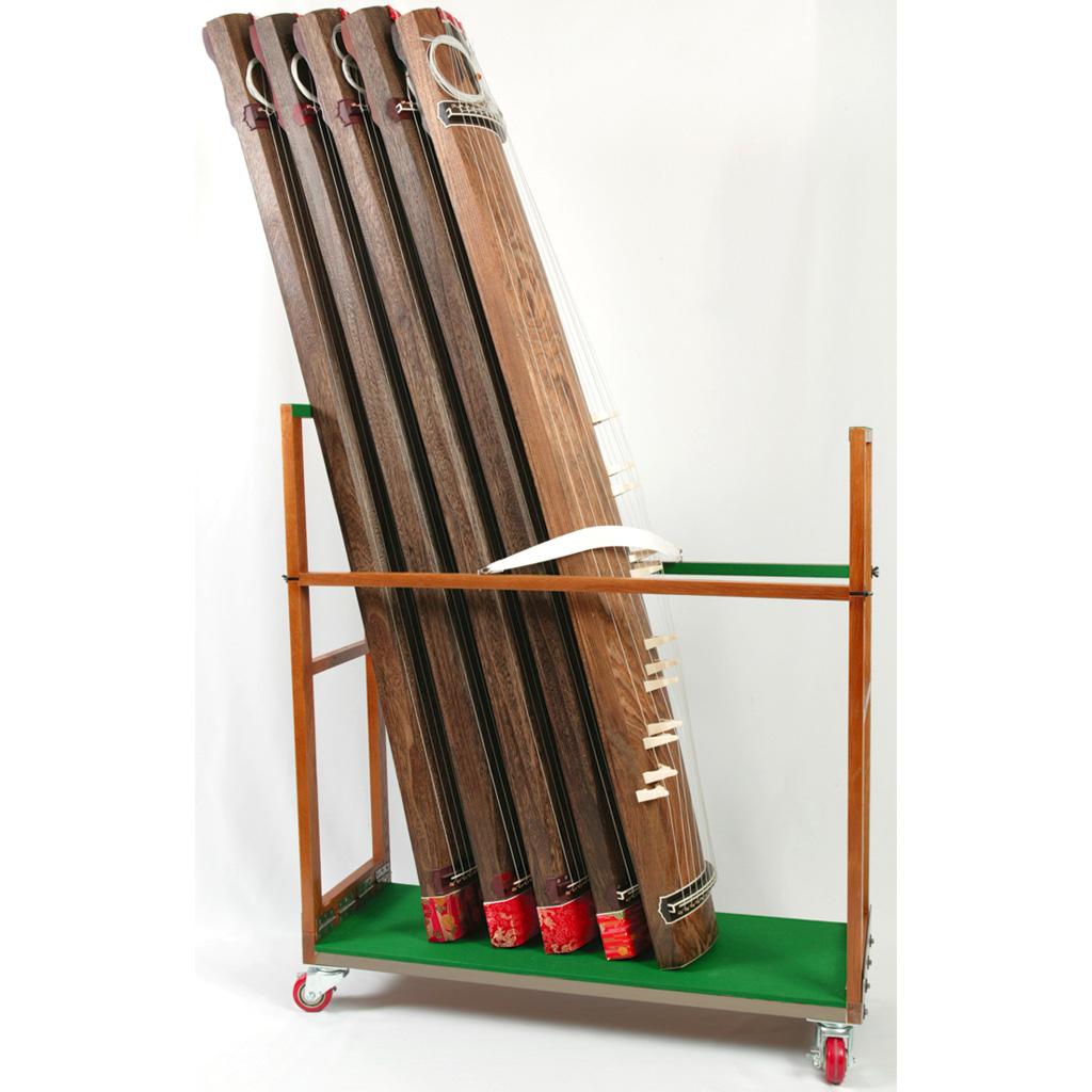 箏・木製収納スタンド【受注生産】【送料無料】【smtb-u】