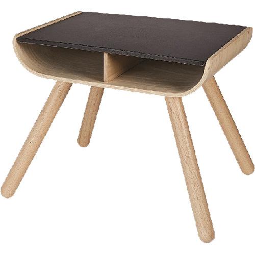 プラントイ テーブル ブラック 机 子供 キッズ 家具 インテリア | 子供部屋 子ども部屋 子供用テーブル 木製 木製机 子供用机 子ども机 子供用家具 ミニテーブル おしゃれ かわいい 子供用 小さいテーブル ミニ つくえ てーぶる 小さい机 デスク ミニデスク コンパクト