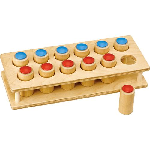 送料無料 TAG社 手の操作から判断する音の筒 知育玩具 教育 木のおもちゃ 木製 知育 木製玩具 玩具 子供 キッズ 幼児 保育園 幼稚園 学習