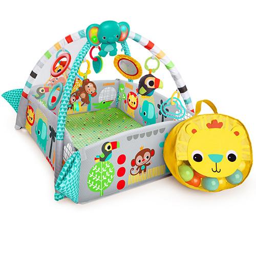 送料無料 Kids2 5-in-1 ヨアウェイ・ボール・プレイジム 赤ちゃん ベビージム プレイジム プレイマット 誕生日プレゼント 誕生日 男の子 男 女の子 女 出産祝い 0歳 1歳 乳児 こども 子ども 子供 ベビー ベビーマット マット | 新生児 お昼寝マット ジム キッズ