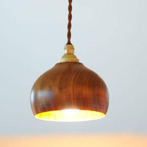SHIRASAGI ランプシェード ペンダントライト ランプ ライト 電気 電球 木製 国産 国内 日本製 おしゃれ