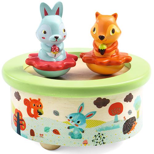 DJECO フレンズメロディー 知育玩具 木のおもちゃ 木製 誕生日プレゼント 1歳 2歳 ベビー 幼児 赤ちゃん 出産祝い 子供 女の子 男の子 一歳 ギフト キッズ オモチャ 子ども 赤ちゃんオモチャ 木製玩具 赤ちゃん玩具 オルゴール