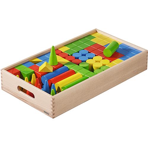 ベルフリッツ 保育積木・カラー・かたち 積み木 ブロック 誕生日 誕生日プレゼント 木のおもちゃ 2歳 3歳 4歳 木製 子供 男の子 男 女の子 女 赤ちゃん ベビー 出産祝い ドイツ 積木 つみき オモチャ こども 子ども 幼児 | プレゼント 木製玩具 知育玩具 二歳 三歳